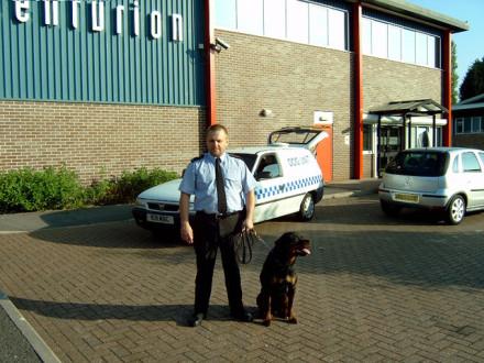 Security Dog Handling Services Ltd